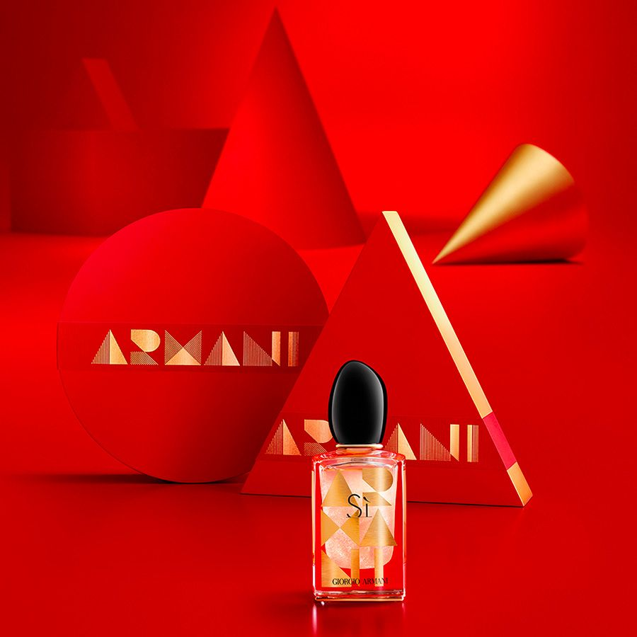 Introducing Armani Sì Nacre Sparkling Limited Edition