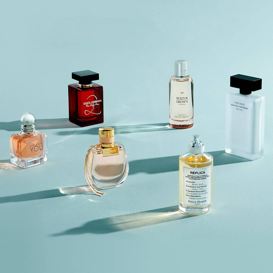 Six spring scents our fragrance buyer loves