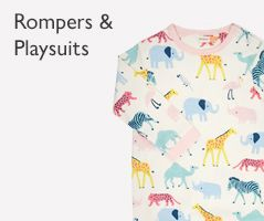 Rompers & Playsuits