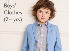 BOYS' CLOTHES (2+ YRS)