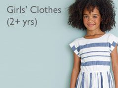GIRLS' CLOTHES (2+ YRS)