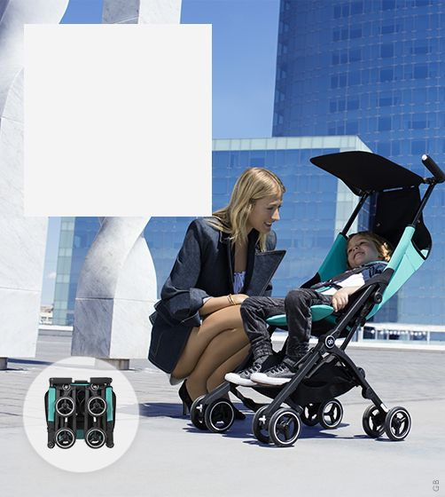 GB Pockit+ stroller
