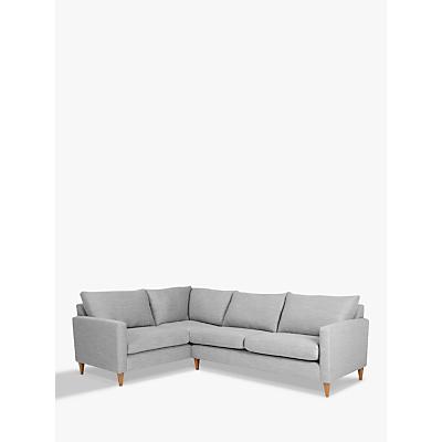 John Lewis Bailey Fixed Cover LHF Corner End Sofa