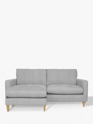 John Lewis & Partners Bailey LHF Chaise End Sofa