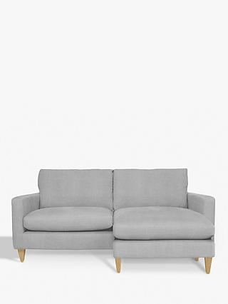 John Lewis & Partners Bailey RHF Chaise End Sofa