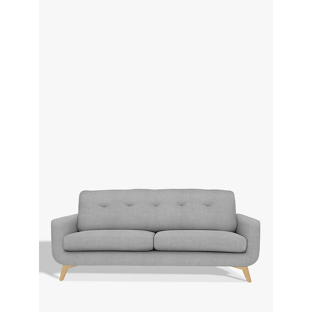 BuyJohn Lewis Barbican Large 3 Seater Sofa Online at johnlewis.com