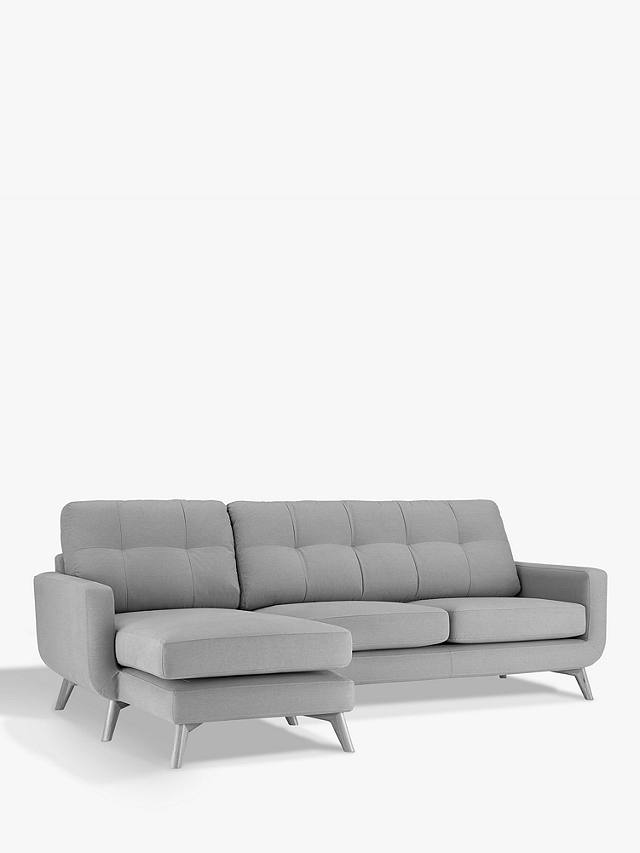 John Lewis Partners Barbican Lhf Chaise End Sofa Online At Johnlewis