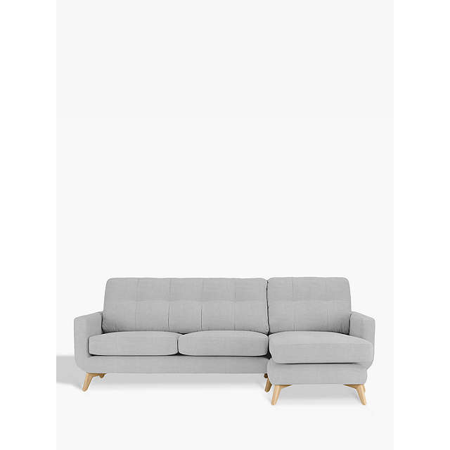 BuyJohn Lewis Barbican RHF Chaise End Sofa Online at johnlewis.com