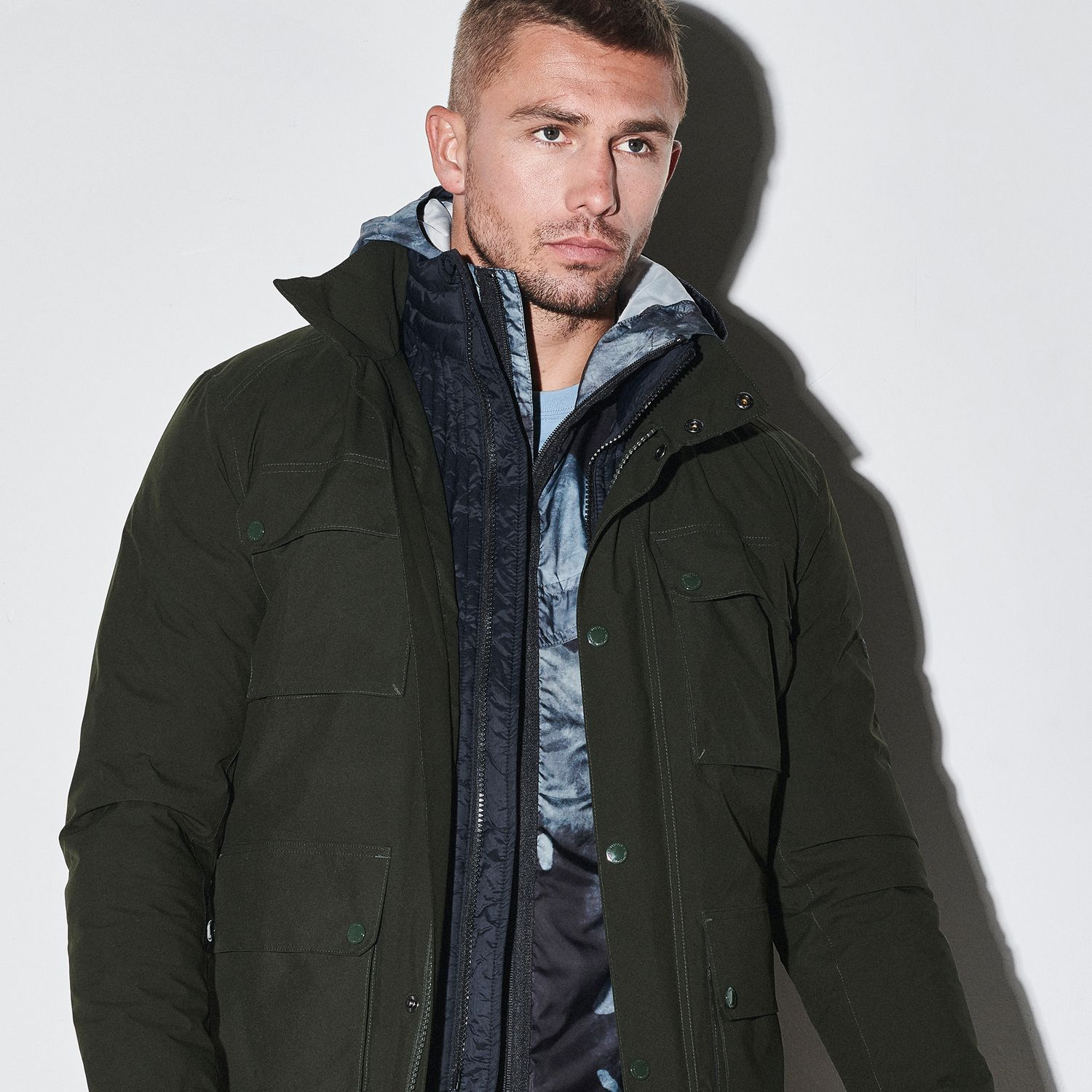 MENS BARBOUR INTERNATIONAL