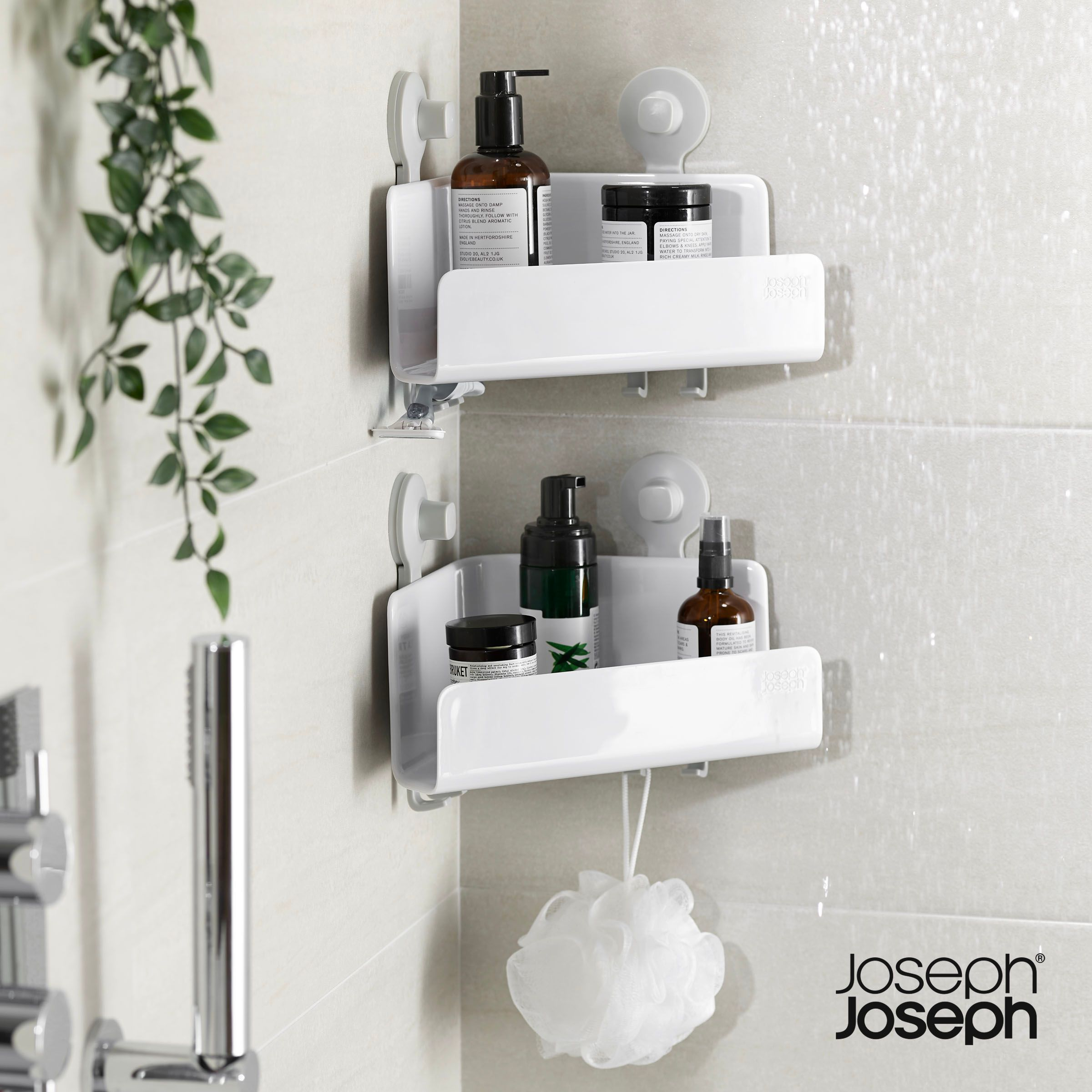 Shower Storage made simple