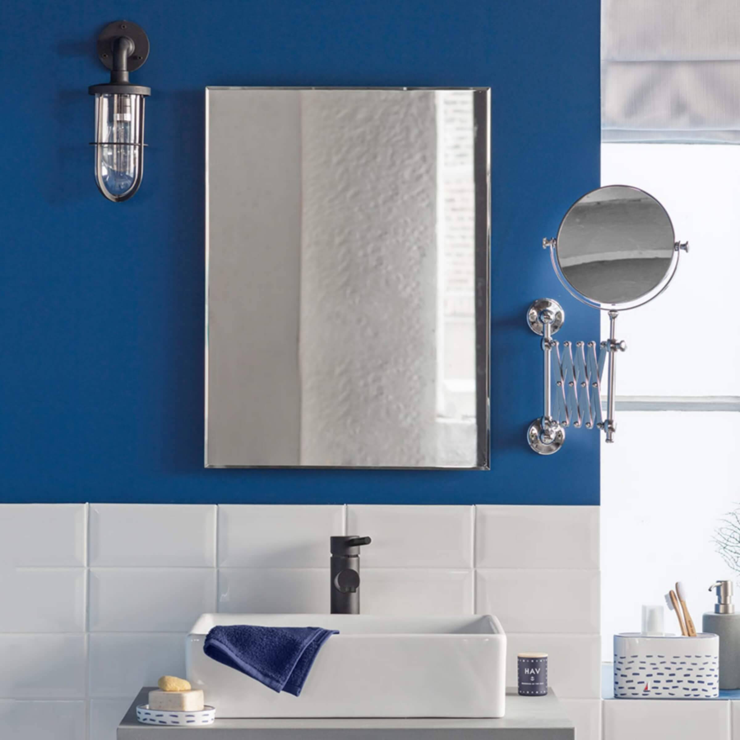 Bathroom Accessories | Bin, Tumbler, Toothbrush Holder, Soap Dish