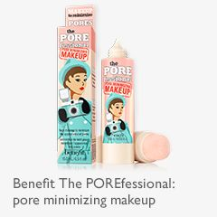 Benefit The POREfessional: pore minimizing makeup