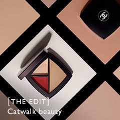 [THE EDIT] Catwalk beauty