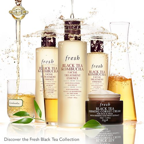 Discover the Fresh Black Tea Collection