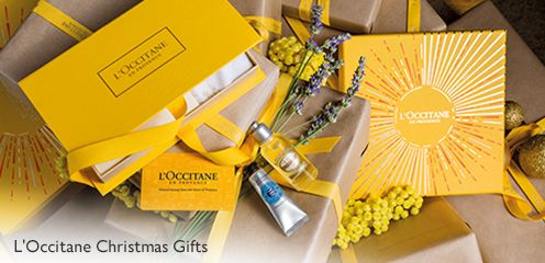 L'Occitane Christmas Gifts