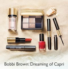 Bobbi Brown: Dreaming of Capri