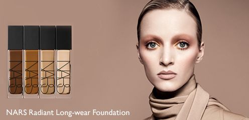 NARS Radiant Long-wear Foundation