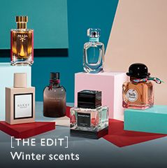 [THE EDIT] Winter Scents