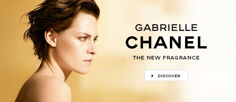 Gabrielle Chanel The New Fragrance