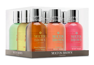 Molton Brown Global Traveller Body Wash Set