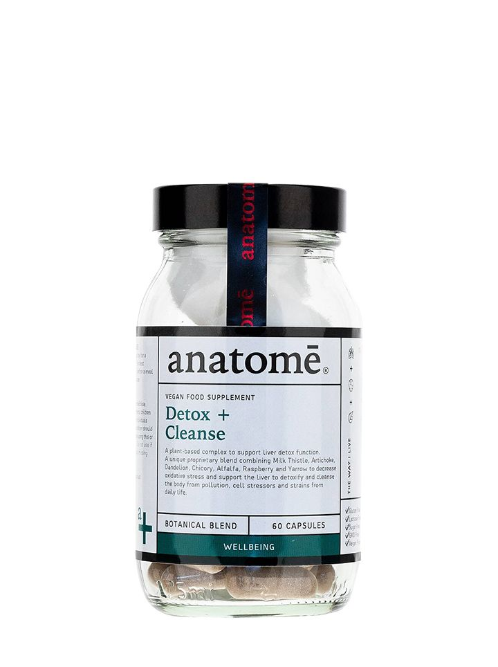 anatomē Detox + Cleanse Health Supplement