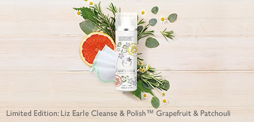 Limited Edition: Liz Earle Cleanse & Polish