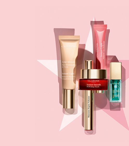 Clarins 1 Minute Make-Up Heroes