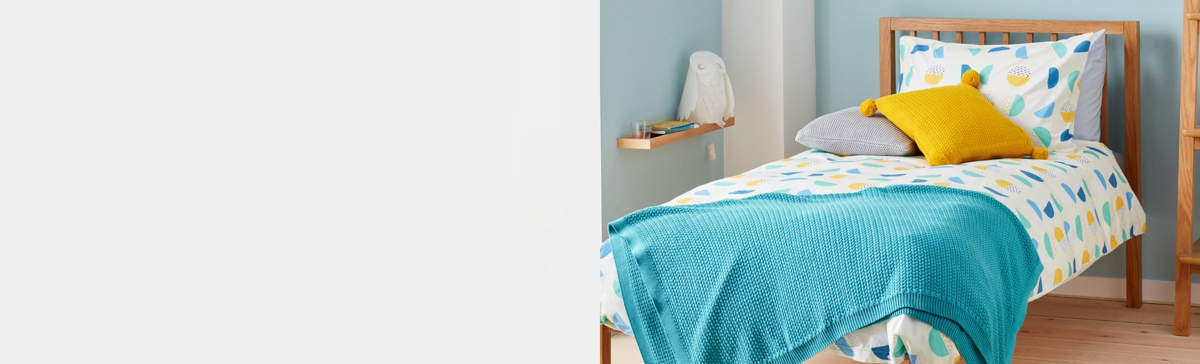 6d2cd85f4 A room of their own. Find vibrant bedding sets and home accessories to ...
