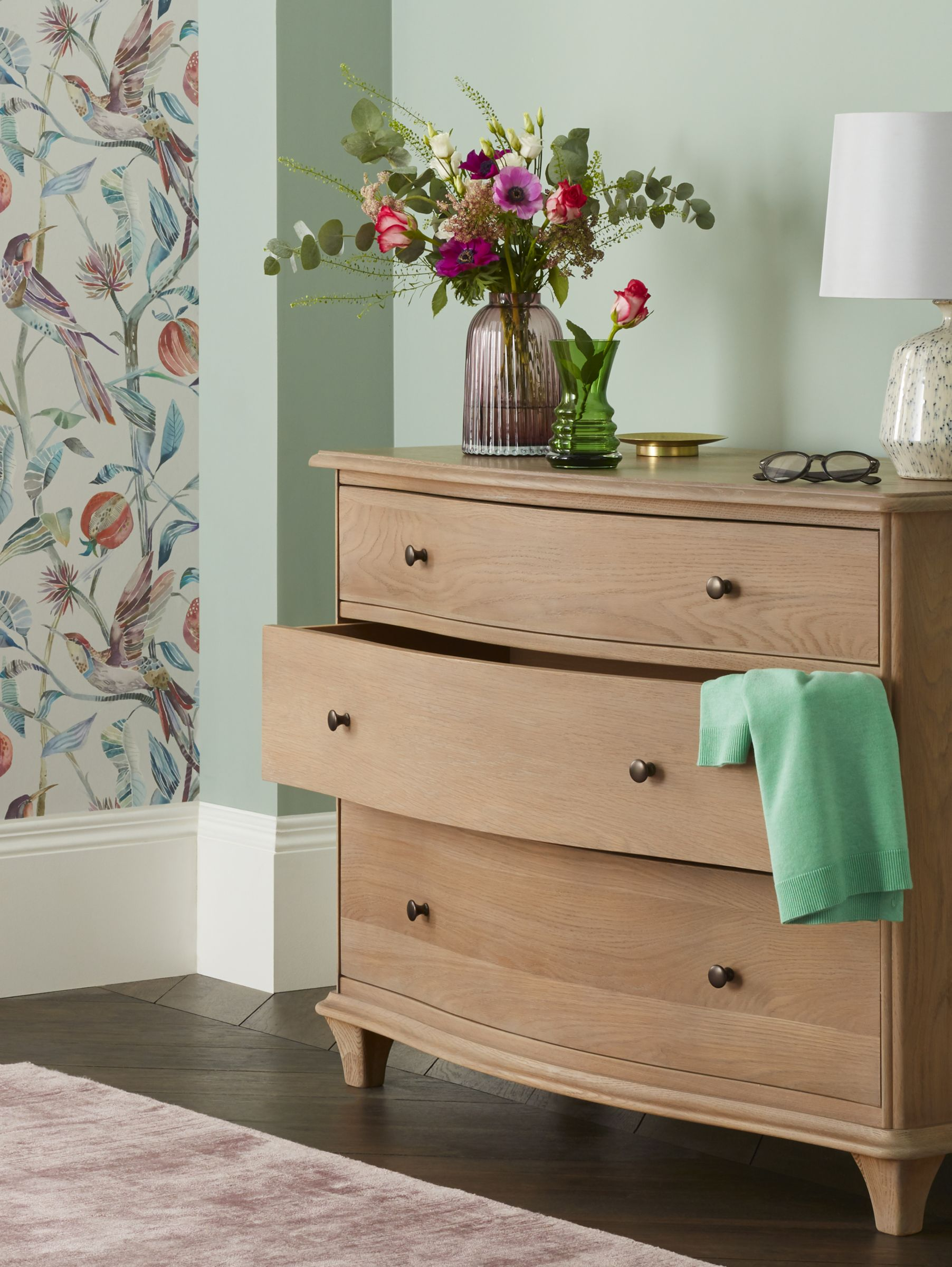 CHESTS OF DRAWERS FROM £75