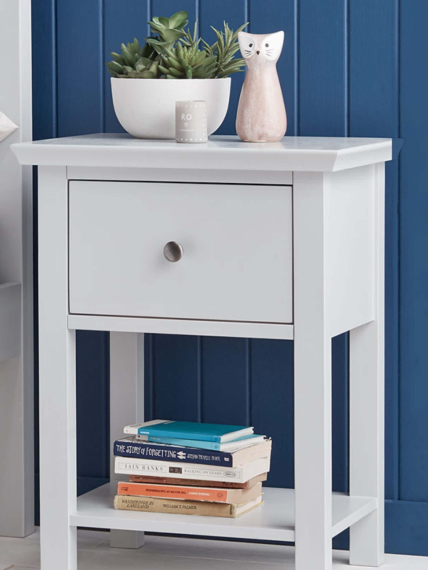 BEDSIDE CABINETS FROM £35