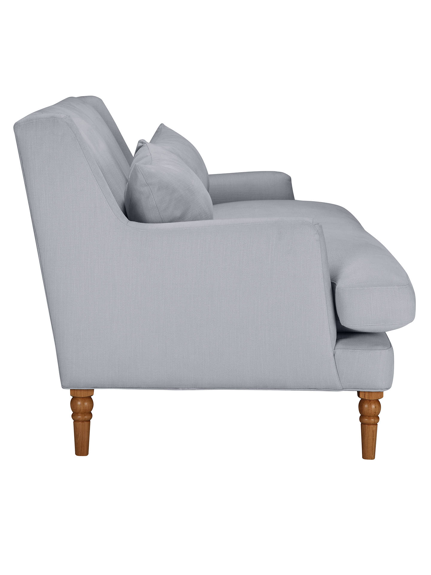 Buy John Lewis Berwick Croft Collection Large Sofa, Pier French Grey Online at johnlewis.com
