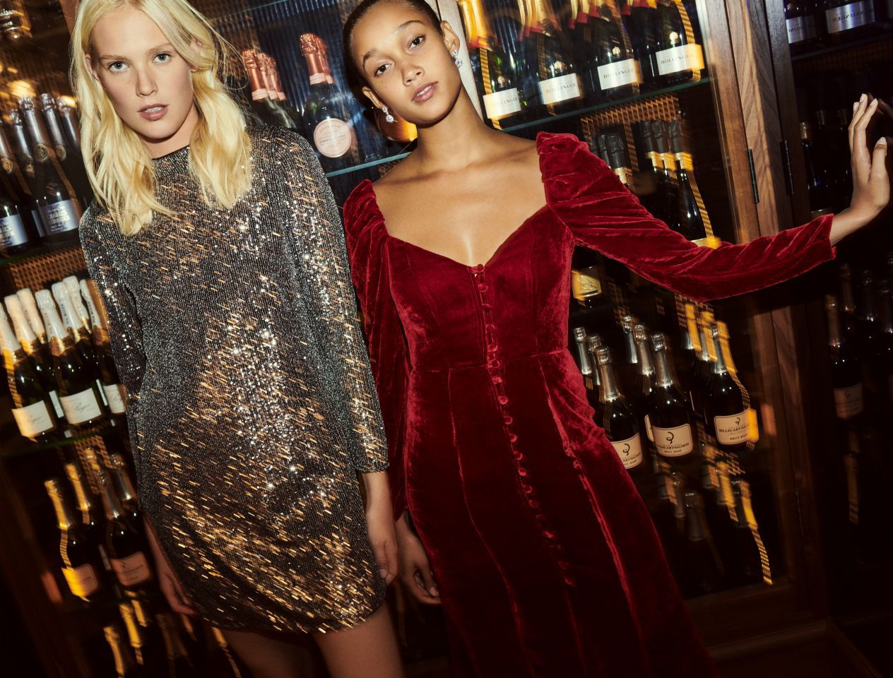 best Christmas party dresses