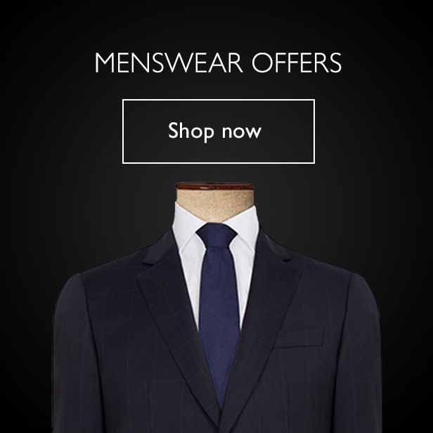 Menswear Offers