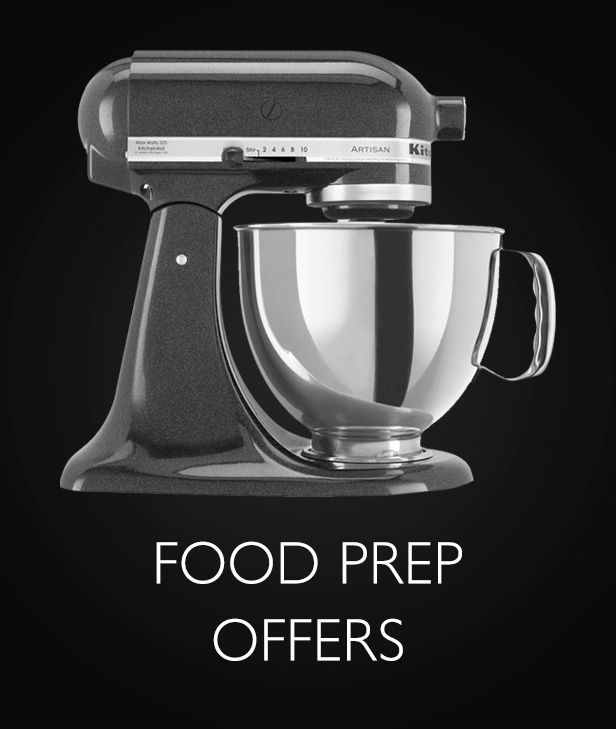 Food Preparation Offers