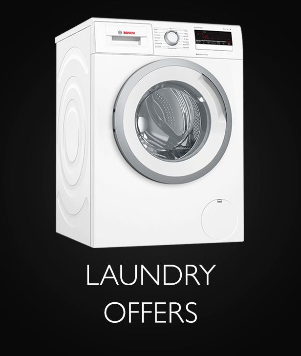 Laundry Offer