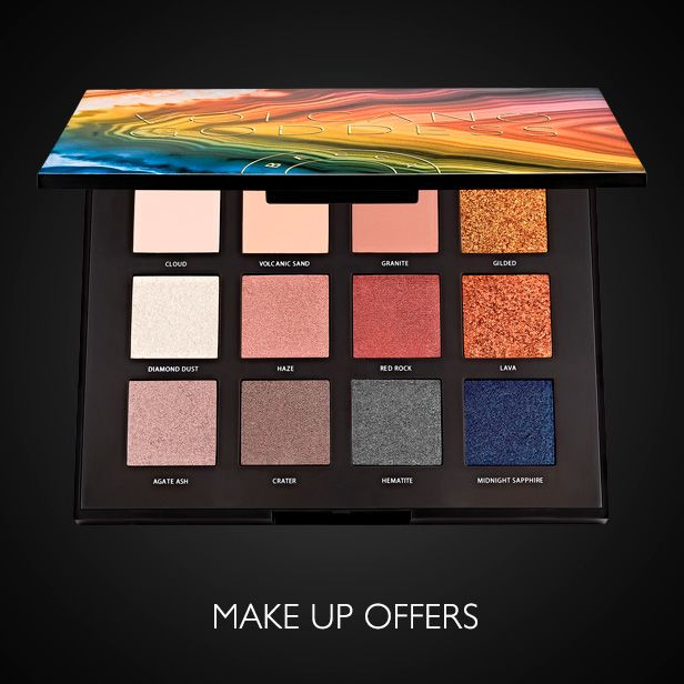 Make-up offers