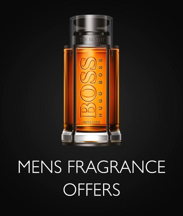 Mens Fragrance Offers