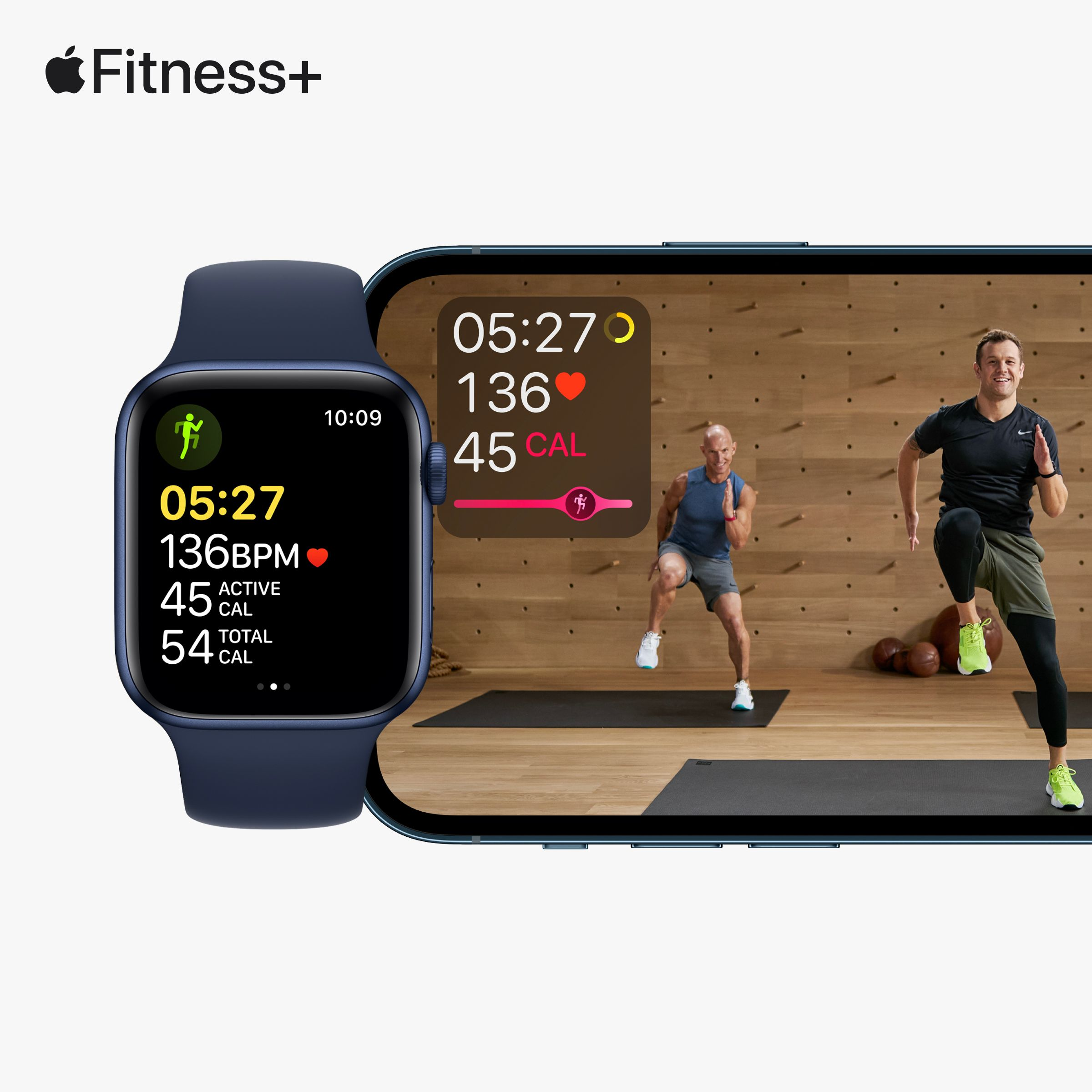 Shop Apple Fitness+ and Apple Watch
