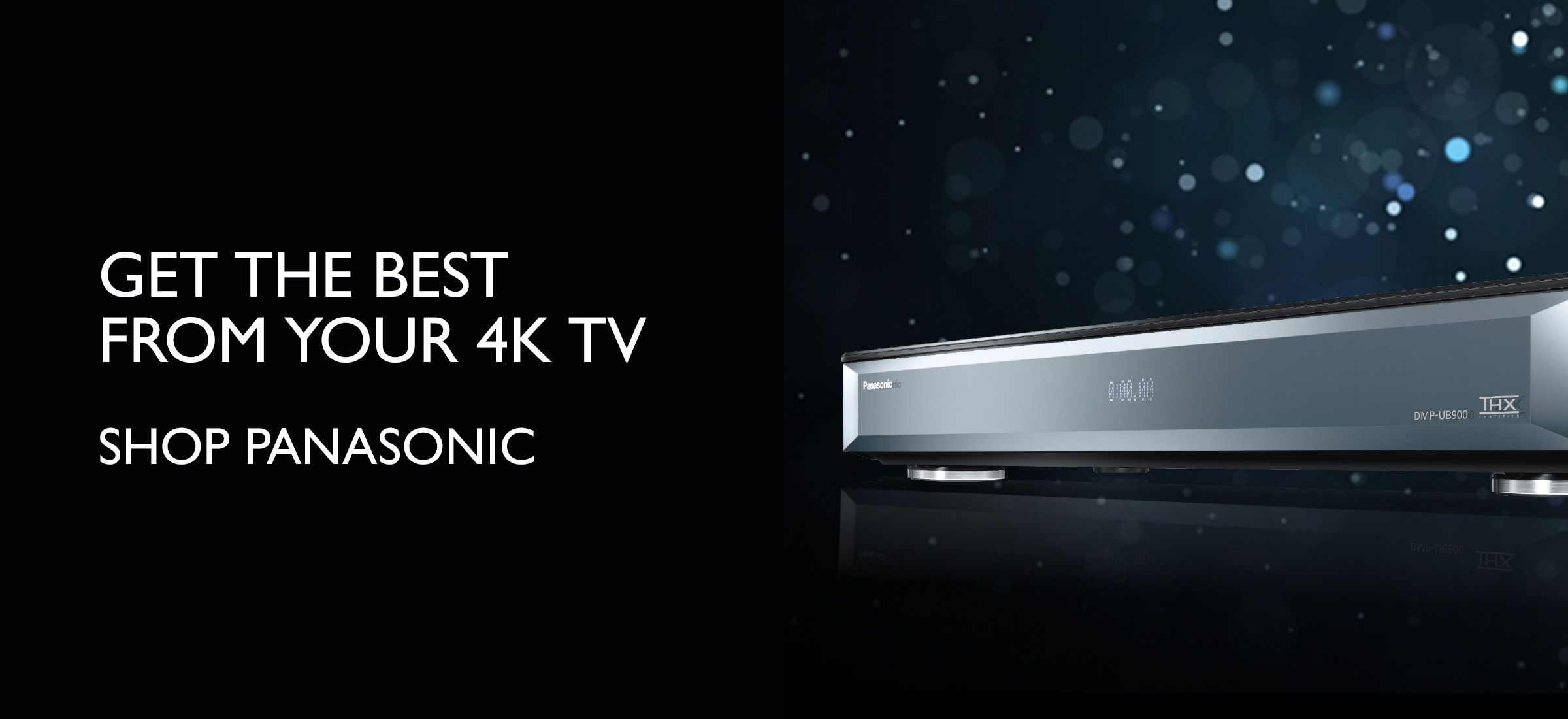 Get the best from your 4K TV