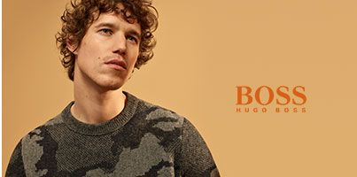 Shop BOSS Orange Menswear
