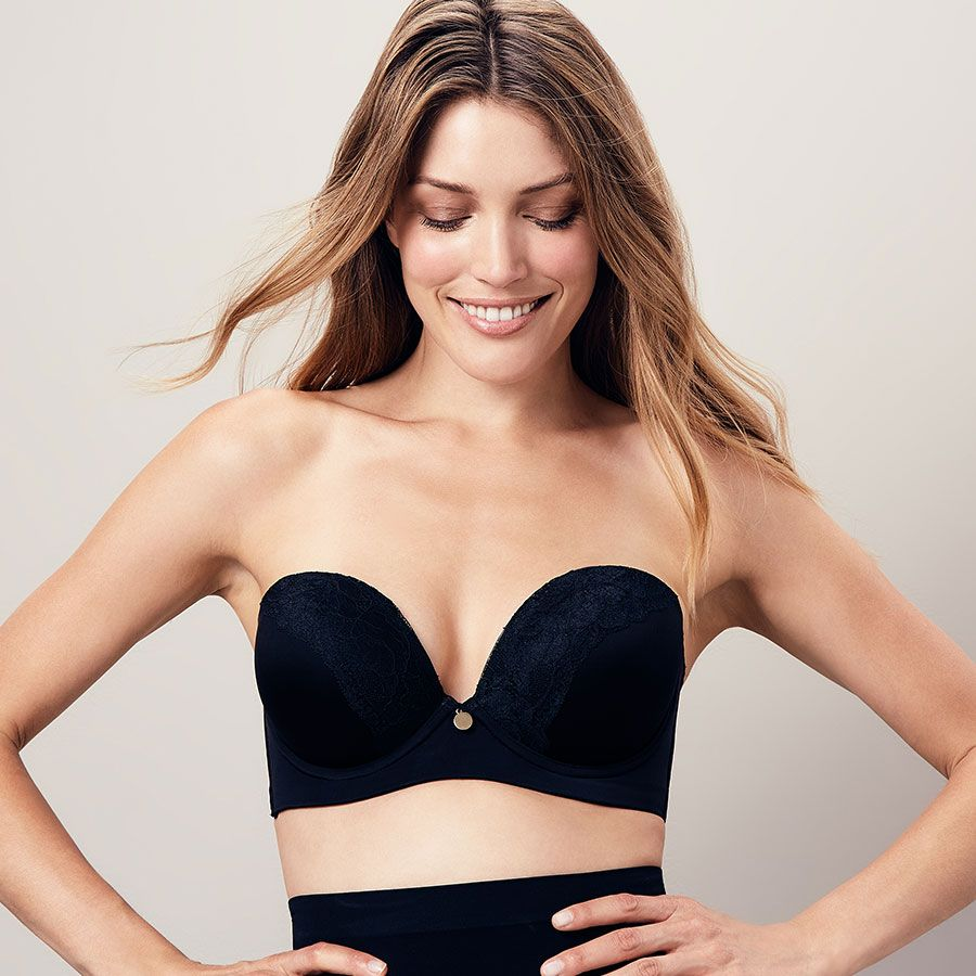 Strapless and multiway bras