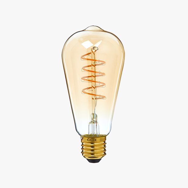 an example of a decorative bulb