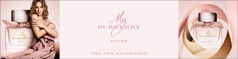 My Burberry. Blush The New Fragrance