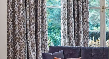 Made-to-measure curtains measuring guide