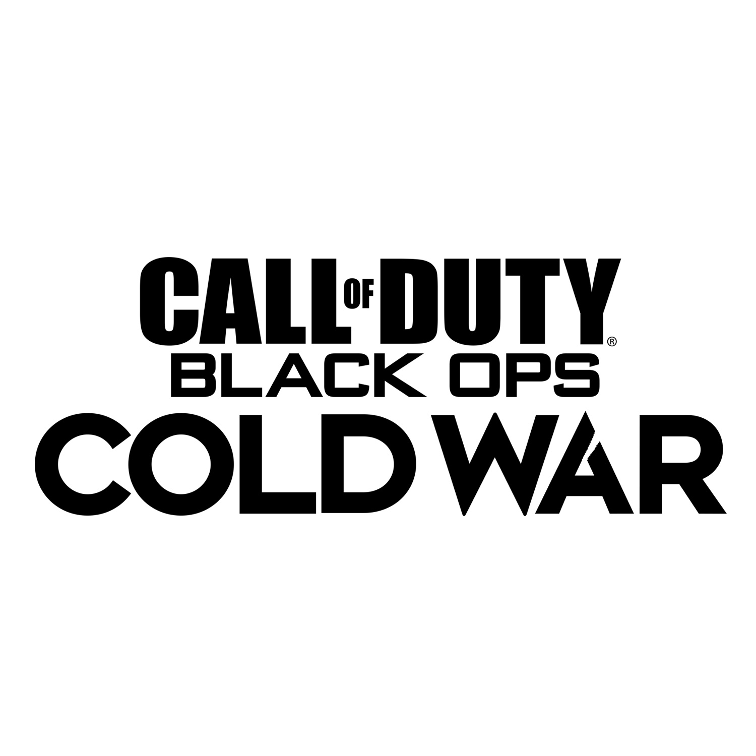 Call of Duty Game logo