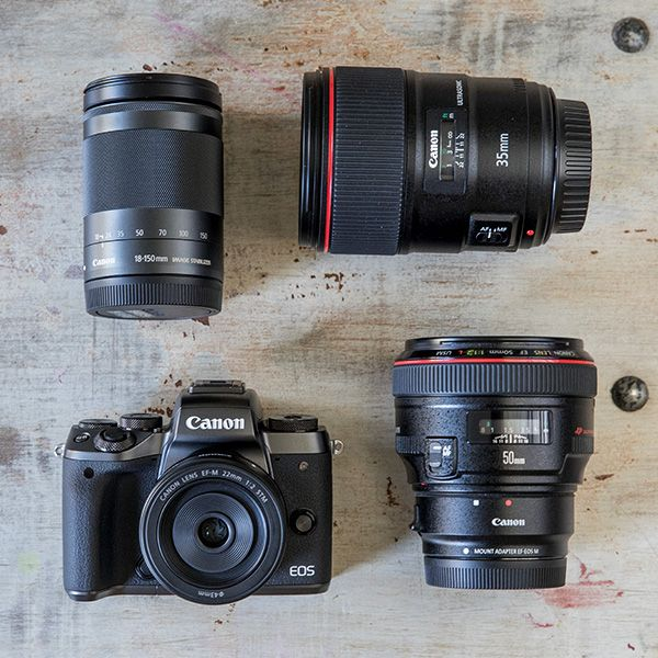 Canon Lens & Accessoriess