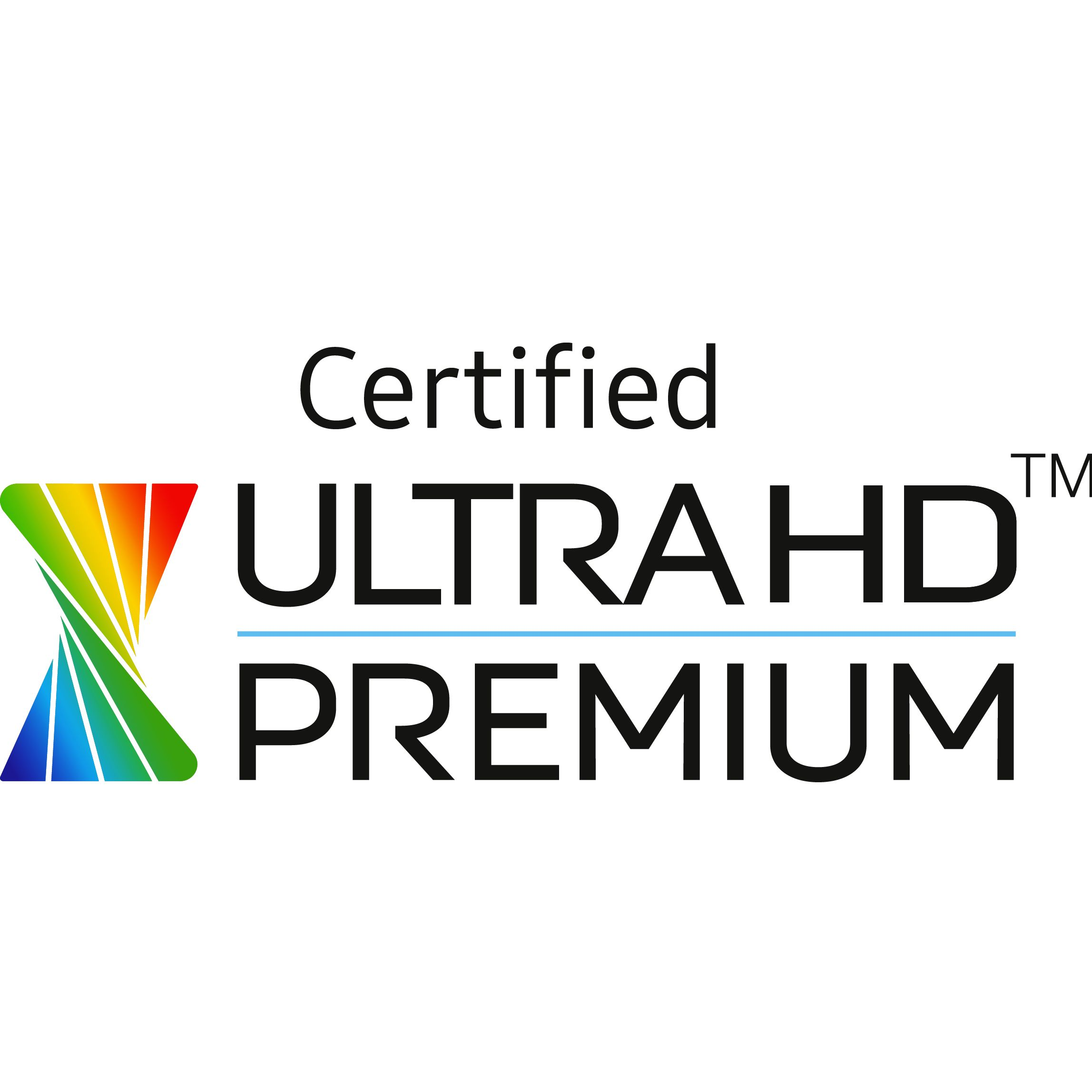Certified Ultra HD Premium