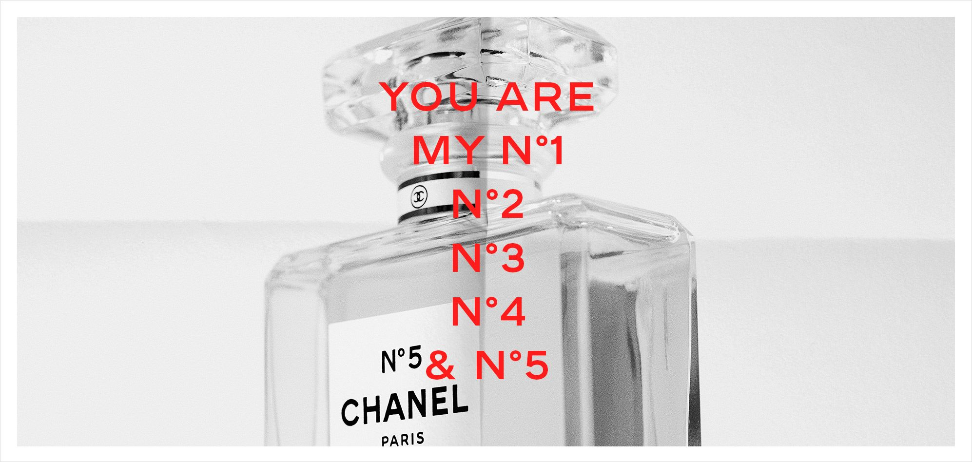 Chanel Spring Summer Fragrance