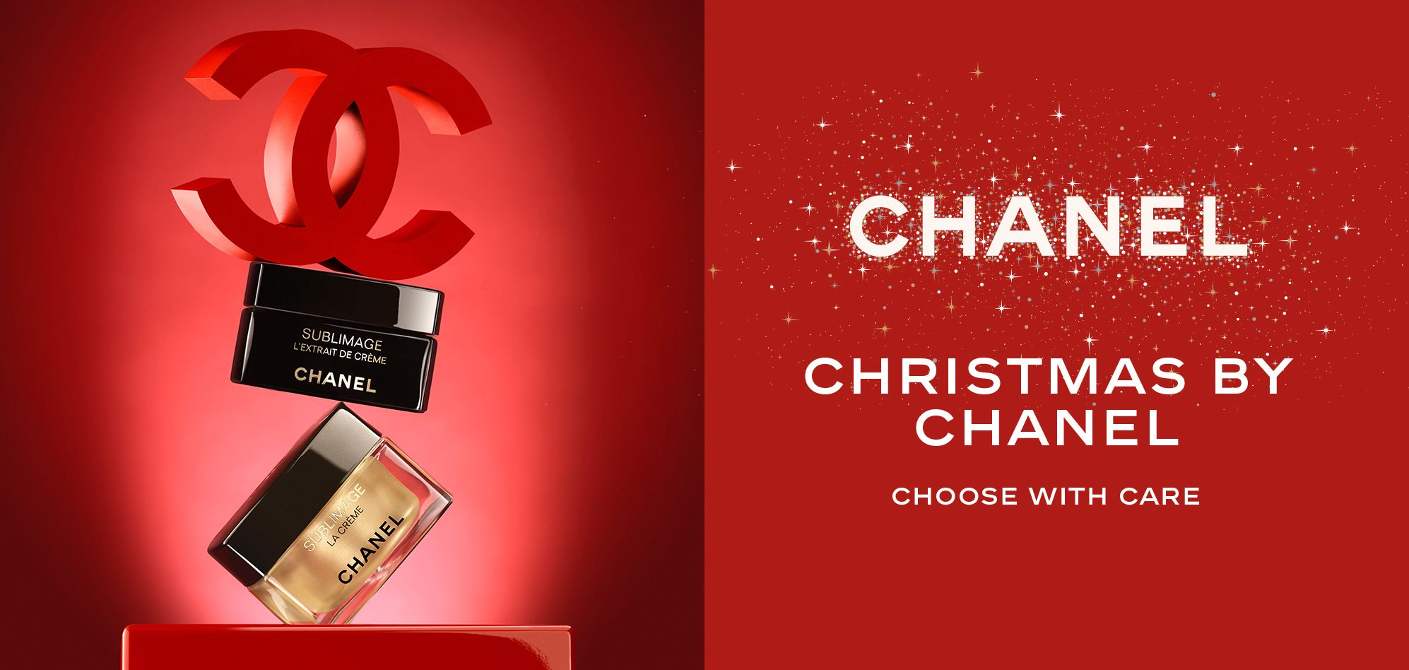 Christmas by Chanel