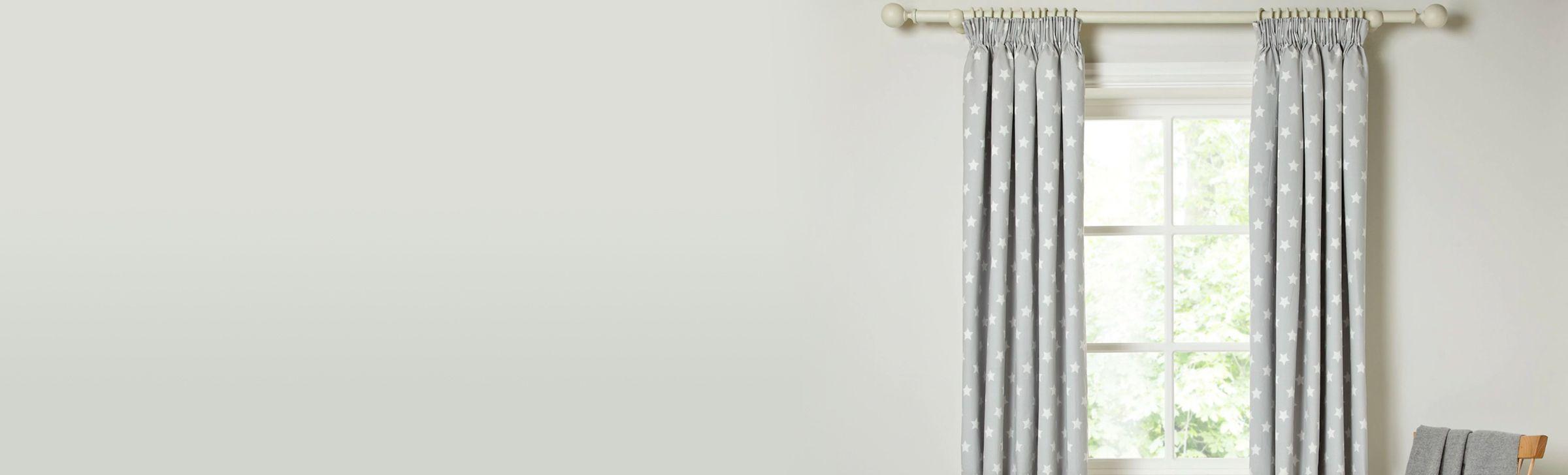 Children S Curtains Nursery